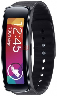 Samsung Gear Fit, Black