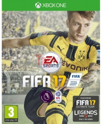 Fifa 17 by EA Sports for Xbox One, Fifa 2017